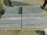 중국 조경 지면을%s 회색 화강암 도와 또는 벽 또는 층계 또는 단계 또는 포장 기계 또는 연석 또는 조경 또는 Palisade 또는 싱크대