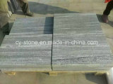 Teja china paisaje gris del granito por un piso / pared / escalera / paso / pavimentadora / Kerbstone / paisaje / Palisade / encimera
