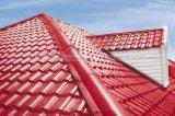 Плитка крыши PVC смолаы Asa типа горячего сбывания испанская