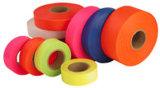 As cores de Customed que embandeiram a fita aceitam a impressão