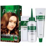 Tazol Cuidado del Cabello Sin Amoniaco color permanente del pelo (rubio mediano) (50 ml + 50 ml + 10 ml)