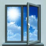 Алюминиевое в-Отбрасывая окно Casement