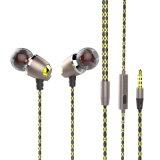 Hochleistungs- Handsfree Stereo Metal Earphone kundenspezifisch anfertigen mit Magnetic