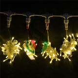 CER RoHS Approved 110V/220V LED Wedding Curtain Fairy Lights