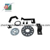 Präzision CNC-Drehbank-Ausschnitt-Prägen und drehenblech die maschinelle Bearbeitung mit Soem-Service (ZH-SP-031) bildend