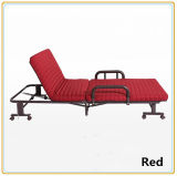 鉄骨フレーム及び泡のマットレス190*100cmが付いている折るベッドか折畳み式のゲストのベッド