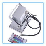reflector de 10W RGB LED (verde/rojo/azul/amarillo/blanco blanco/fresco caliente)