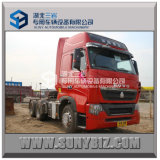 Sinotruk HOWO T7h 6X4 290-540HPのトラクターのトラック
