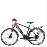 Bicyclette électrique de 28 po 350W Middle Motor City (TDB08Z-2B1)