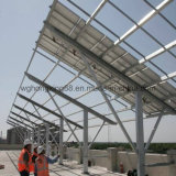 Type solaire toit distribué de ballast du système T8 de bride