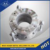 O metal grita compensador ondulado
