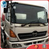 يستعمل [هينو500] [كنكرت ميإكسر] شاحنة مع مزاريب جديد لأنّ عمليّة بيع