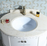 Sob Mount Oval Basin para Bathroom Construction (SN001)