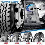 315/80r22.5のためのAufineのトラックのタイヤバスタイヤの軽トラックのタイヤ