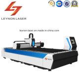 machine de découpage de laser de la fibre 300W pour de plaque métallique rare