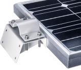 indicatore luminoso solare intelligente con il comitato solare tutto del giardino del sensore di movimento 30W in uno