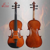 Violín Spruce del estudiante del violín 4/4 del mismo tamaño (AVL-17)