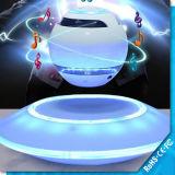 La suspensión magnética del UFO del mini altavoz