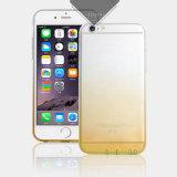 iPhone аргументы за мобильного телефона градиента TPU серии радуги