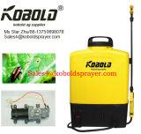 Rociador certificado Ce de la agricultura de la batería, rociador eléctrico 12V12ah-9ah