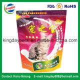 Мешок упаковки еды любимчика, с Ziplock/Standup/4 встает на сторону стороны Sealing/8 герметизируя мешок еды любимчика 15kgs