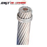 Conductor reforzado acero de aluminio de /ACSR del cable del conductor ACSR