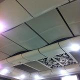 El aluminio no estándar de techo curvado por un grado alto de construcción