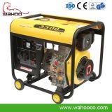 CE 승인 2.8KW 정격 출력 디젤 엔진 발전기 (WH3500DG)