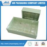 Напечатанная высоким качеством упаковка еды бумажной коробки Macaron