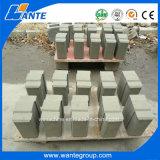 Bloco de bloqueio da terra de tijolos Wt1-20 que faz a máquina
