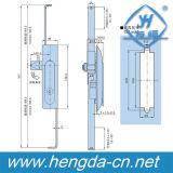 Fechamento de porta elétrico industrial do gabinete do fechamento do controle de Yh9516 Rod