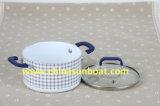 Potenciômetro/bandeja do leite do tamanho de Sunboat mini com cozimento do estilo fresco dos macarronetes