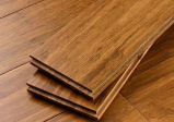Suelo de bambú tejido filamento de cancha de baloncesto
