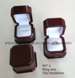 Коробка изготовленный на заказ слоения лоска деревянная упаковывая