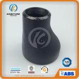 Montaggio saldato estremità eccentrica del riduttore del acciaio al carbonio Wpl6 a ASME B16.9 (KT0048)