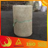 金網の網が付いている熱熱絶縁体の石ウール毛布