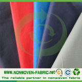 Tela material não tecida 100% de Spunbond do Polypropylene