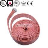 Цена трубы PVC гибкия рукава спринклера пожара холстины 1 дюйма прочное