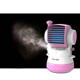 Odeurs Elimination Parfum Mist Humidifier Atomizing Spray Turbo Mini USB Fan