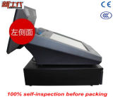 Da posição da máquina furtos simplesmente o crédito ou o cartão de crédito para processar a transação