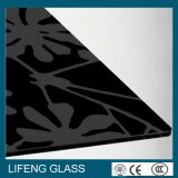 高品質の絹の印刷の和らげられたか、または強くされたガラス