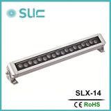 Wand-Unterlegscheibe-Licht der 1000mm Leistungs-lineares LED