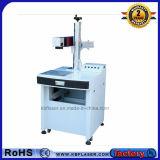 Máquina barata da marcação do laser da fibra da tabela da fábrica 20W para o metal
