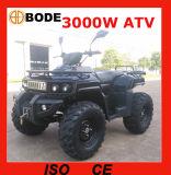 新しい3000W電気大人ATVのクォード