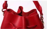 Sacchetto di mano di cuoio della benna dell'unità di elaborazione delle donne di modo di Hight (M0711)