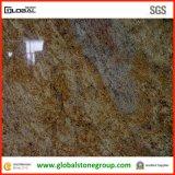 Granito indiano dell'oro di Mardura per vanità, mobilia e le contro parti superiori