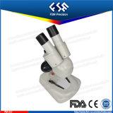 Микроскоп освещения случая FM-213 СИД бинокулярный стерео