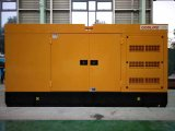 CER Approved 138kVA/110kw Silent Diesel Genset mit Cummins Engine und Godlike Alternator
