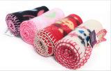 100%Polyester昇進の北極のMicrofiberのピクニック羊毛毛布