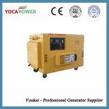 groupe électrogène diesel électrique de générateur silencieux du pouvoir 9kw